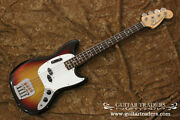 Fender 1975 Mustang Bass Used Electric Bass