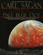 Pale Blue Dot A Vision Of Human Future In Space By Carl Sagan Brand New