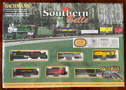Rare Brand New Bachmann Southern Belle N Scale Train Set With E-z Track No.