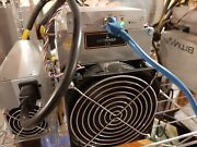 Bitmain Antminer L3+ With Apw 3+ With Power Supply Scrypt Ltc Doge 504 Mh/s