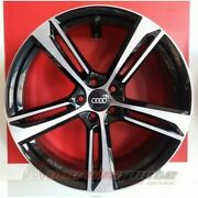Paky / Bd Set 4 Alloy Wheels X Audi 18 8j Et35 5x112 665 Nad Made In Italy