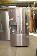 Ge Gfe28gynfs 36 Stainless French Door Refrigerator Nob 112706