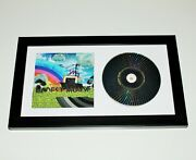 Modest Mouse Signed Framed And039the Golden Casketand039 Cd Cover Album Coa Isaac Brock +1