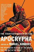 Fourteen Books Of Apocrypha Authorized Version Of Books By Manuel Komroff New