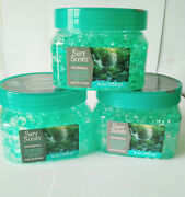Sure Scents Air Freshener Crystal Beads Waterfall 9oz 3 Pack