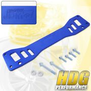 For 2002-2006 Acura Rsx Dc5 / 2002-2005 Civic Rear Blue Lower Subframe Brace Bar