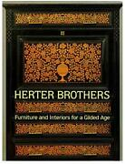 Herter Brothers Furniture And Interiors For A Gilded Age By Katherine S. Howe