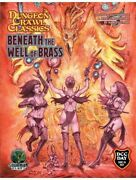 Dungeon Crawl Classics Dcc Day 2 Beneath The Well Of Brass + Free Adventure Pack