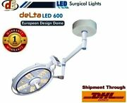 Examination Surgical Lights Operation Theater Light Ceiling/wall Mount Ot Light