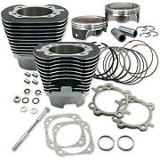 910-0324 4-1/8 Bore Cylinders With Piston Kit