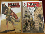 Peter Panzerfaust 2 And 3 -first Wendy