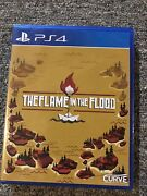 The Flame In The Flood Sony Playstation Ps4 Limited Run Games New Variant Lrg50