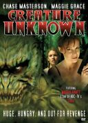Creature Unknown - Dvd - Closed-captioned Color Widescreen Ntsc - Sealed/new
