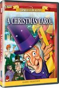 Charles Dickens - A Christmas Carol - Dvd - Animated Closed-captioned Color Full