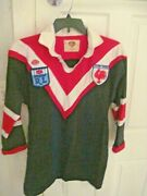 Rugby Shirt/vintage Eastern Suburbs Nswrl Xl 1988 Used Vg+