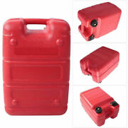 Portable Boat Fuel Tank 24l Fits Yamaha Marine Outboard Fuel Tank W/ Connector