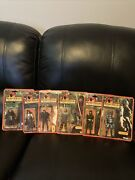 Vintage 1991 Kenner Robin Hood Lot Of 6 Figures Mocwill Scarlettsheriff And More