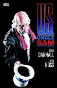 Uncle Sam Deluxe Edition By Steve Darnall - Hardcover Mint Condition
