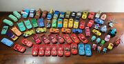 Disney Pixar Cars Diecast Lot Of 72 - Random Used Lot, See All Pictures