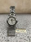 Wristwatch Tag Heuer Antique Watches Tag-heuer Silver Color
