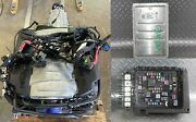 17and039 Camaro 35k Mile Lt1 Liftout Engine 6.2l 455hp 8 Speed 8l90 Auto Transmission