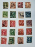 George Washington Stamp Lot Very Rare Vintage Collectible
