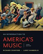 An Introduction To Americaand039s Music Third Edition By Richard Crawford And Larry