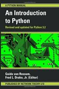 An Introduction To Python By Guido Van Rossum And Drake Fred L Jr