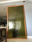 Mcm Lucite Partition Wall Panel Privacy Divider Salvage