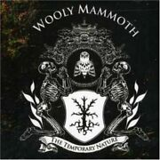 Wooly Mammoth - Temporary Nature - Cd - Brand New/still Sealed - Rare
