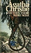 And Then There Were None By Agatha Christie Excellent Condition