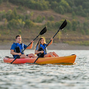 Lifetime Spitfire 12and039 2 Person Sport Ocean Portable Tandem Kayak Free Shipping
