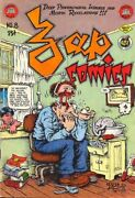 Zap Comics No. 8 No. 8 By R. Crumb And S. Clay Wilson