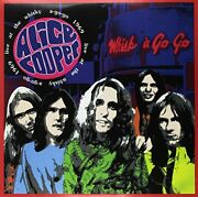 Alice Cooper - Live At Whiskey A-go-go 1969 - 2 Vinyl - Import Live - Sealed/new