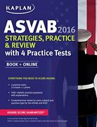 Kaplan Asvab 2016 Strategies, Practice, And Review With 4 Mint Condition