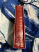 A Game Of Thrones Red Deluxe Leather Signed Plate Copy Never Read