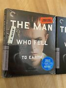 The Man Who Fell To Earth Blu-ray Disc, 2008, Criterion Collection