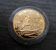 Robin Hood 2021 1oz Gold Bullion Of Thieves Rogue - Limited New Series -