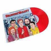 Silicon Valley Music From The Hbo Original Series Vinyl Red Colored Brand New