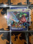 Rayquaza And Deoxys Legend 89/90 -ultra Rare Pokemon Card Top Half -near Mint/lp