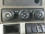 2014 Kenworth T680 Heater And Ac Temp Control 3 Knob 5 Button