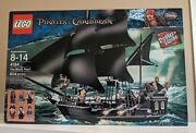 Lego Set 4184 - The Black Pearl - Pirates Of The Caribbean - Sealed New 2011