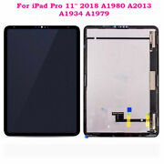 Ipad Pro 11 2018 A1980 A2013 A1934 A1979 Lcd Screen Touch Digitizer Display Uk