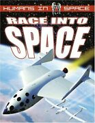 Race Into Space Humans In Space By David Jefferis Brand New