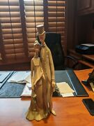 Lladro Old Man And Woman