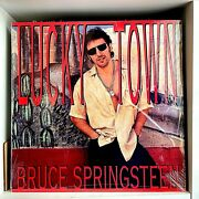 Lucky Town Bruce Springsteen 1992 Vinyl Columbia Records 1st Press Sealed Mint