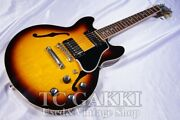 Gibson Cs 2009 Es-339 Fat Neck Used Electric Guitar
