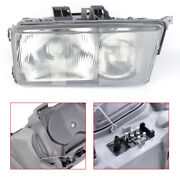 Headlight Front Left Driver Side Lamp For 1984-94 Mercedes-benz 190e/190d Us New