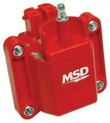 Msd 8226 Gm Dual Connection Ignition Coil