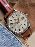 Omega Seamaster 1973 Steel Men Vintage Automatic Serviced July 2021 Watch
